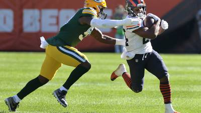Hub Arkush's Week 6 film review: Bears fail to make proper adjustments against Packers