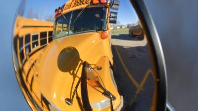 North Aurora man charged after attack renders Montgomery autistic boy unconscious on school bus from Genoa