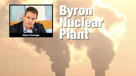 Kinzinger asks president to keep Byron and Dresden nuclear power plants operating