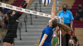High school volleyball: Huntley knocks off Burlington Central in 3 sets to stay undefeated