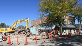 Mt. Morris demolition project underway