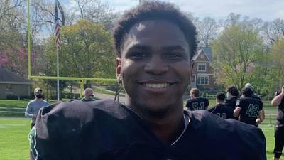 Jalen Moore, Glenbard West make the most of one final game at Duchon Field