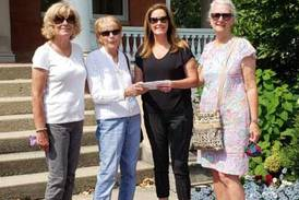 100+ Women Who Care donate $13K to Project Seth