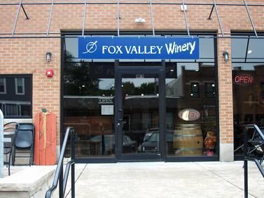 Fox Valley Winery opens on Main Street in downtown Oswego