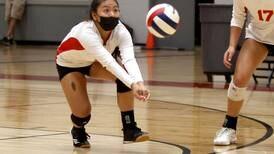 Girls Volleyball: Paige Lauterwasser, energized Naperville North beat Batavia