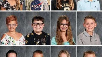 SMS names Students of the Month