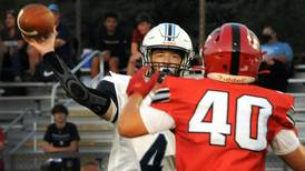 Fueled by turnovers, Yorkville bests Plainfield South, 28-12
