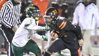 Scouting the DuPage Valley Conference