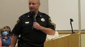 Andy Sullivan named Acting DeKalb County Sheriff