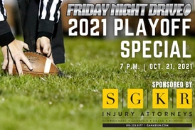 Watch live Thursday: Friday Night Drive's 2021 Playoff Special