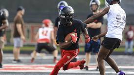 Bolingbrook rising sophomore WR I'Marion Stewart not surprised by early success