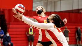 Photos: Batavia vs. Naperville North girls volleyball