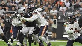3 and Out: Defense leads Bears to 20-9 win in Las Vegas