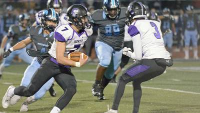 Live coverage: Downers Grove North at Maine West football