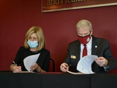 Silver Cross Hospital, Lewis University partner to help nursing grads pay back loans