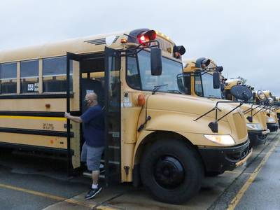 Northern Illinois school districts beset by bus driver shortage