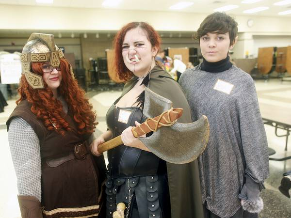 Fantasy Fest kicks off month of Big Read events