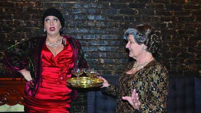 Review: The Game's Afoot a witty production