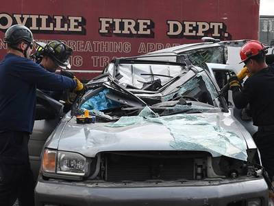 Donate your junk car to the Romeoville Fire Department