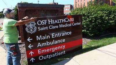 OSF St. Clare Medical Center in Princeton offers caregiver support group