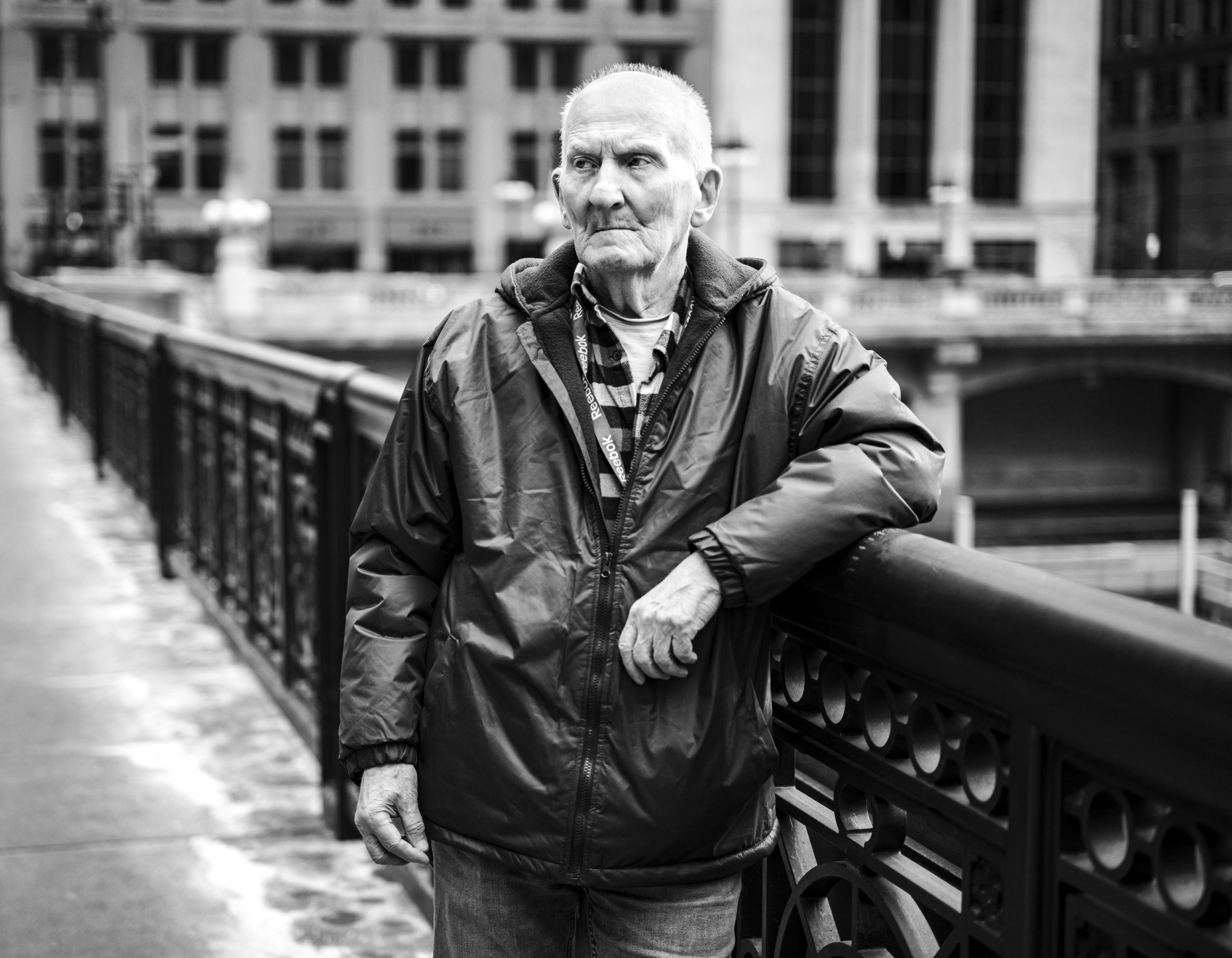 You'll see him on TV, eventually. A documentary film featuring Chester Weger, paroled after serving six decades for murder, is in the works. Much of the footage was supplied by La Salle native David Raccuglia, who spoke with and photographed Weger after release.