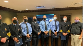 Sterling firefighters, EMTs, dispatcher commended for service during fatal fire