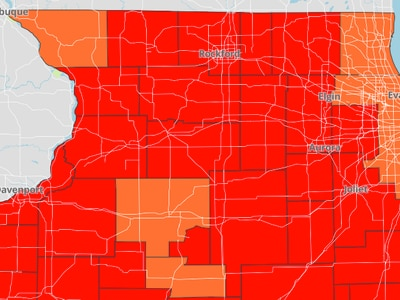 COVID-19 report: No new outbreaks in Sauk Valley schools