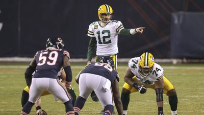 Hub Arkush: Bears-Packers is always special, but what would a win Sunday mean for the Bears?
