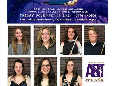 7 students selected as Mad Hatter Ball honorees