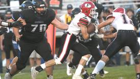 Eastland-Pearl City can't keep up with Forreston