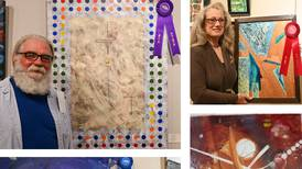 Dixon artist awarded best in show in abstract category