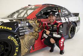 NASCAR driver Ross Chastain to visit Mooseheart