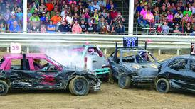 Whiteside County Fair demolition derby tickets on sale Aug. 9