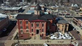 Woodstock council newcomer concerned with city-projected revenues for rehabbed Old Courthouse