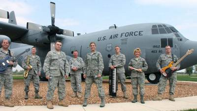 U.S. Air Force Band Starlifter to perform at Oswego's new Venue 1012