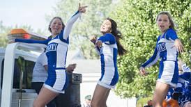 Photos: Newman homecoming parade