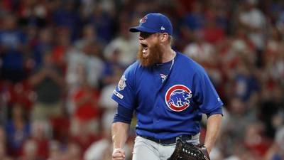 Cubs deal Kimbrel to White Sox for Madrigal, Codi Heuer