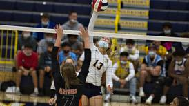Photos: Sterling vs United Township volleyball