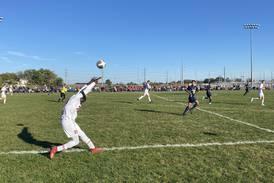 La Salle-Peru 2A Boys Soccer Regional: Bulldogs best Golden Warriors in 1-0 thriller for championship