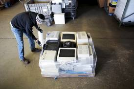 Electronics Collection Day set for Nov. 5