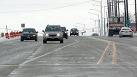 Stretch of Randall Road open again, ribbon cutting set for next week