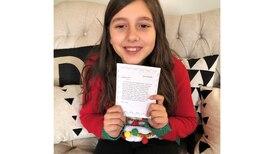 Plainfield teacher sends 'fan mail' to her students