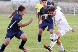 Photos:  Class 2A L-P Soccer Regional semifinal Sterling vs L-P