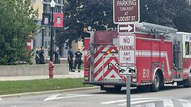 Update: No injuries after 'chemical flare up' on NIU campus, says DeKalb deputy fire chief