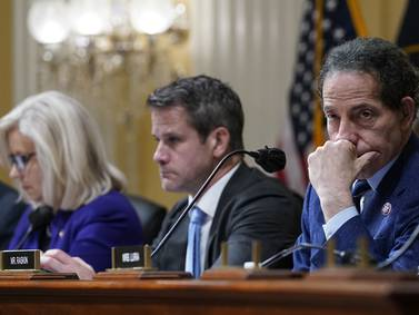 Jan. 6 panel that includes Rep. Kinzinger votes to hold Steve Bannon in contempt