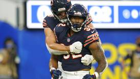 David Montgomery provides spark for Bears offense in otherwise slow night