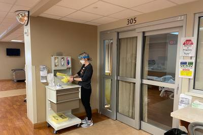 Sauk Valley hospitals cope with COVID-19 surge