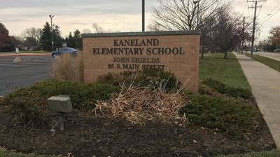 After COVID-19 outbreak, students at one Sugar Grove school now must wear masks outside