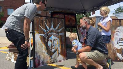 Artists encouraged to participate in annual Liberty Arts Festival