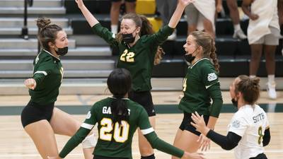 High school volleyball: Crystal Lake South tops Huntley to increase FVC lead